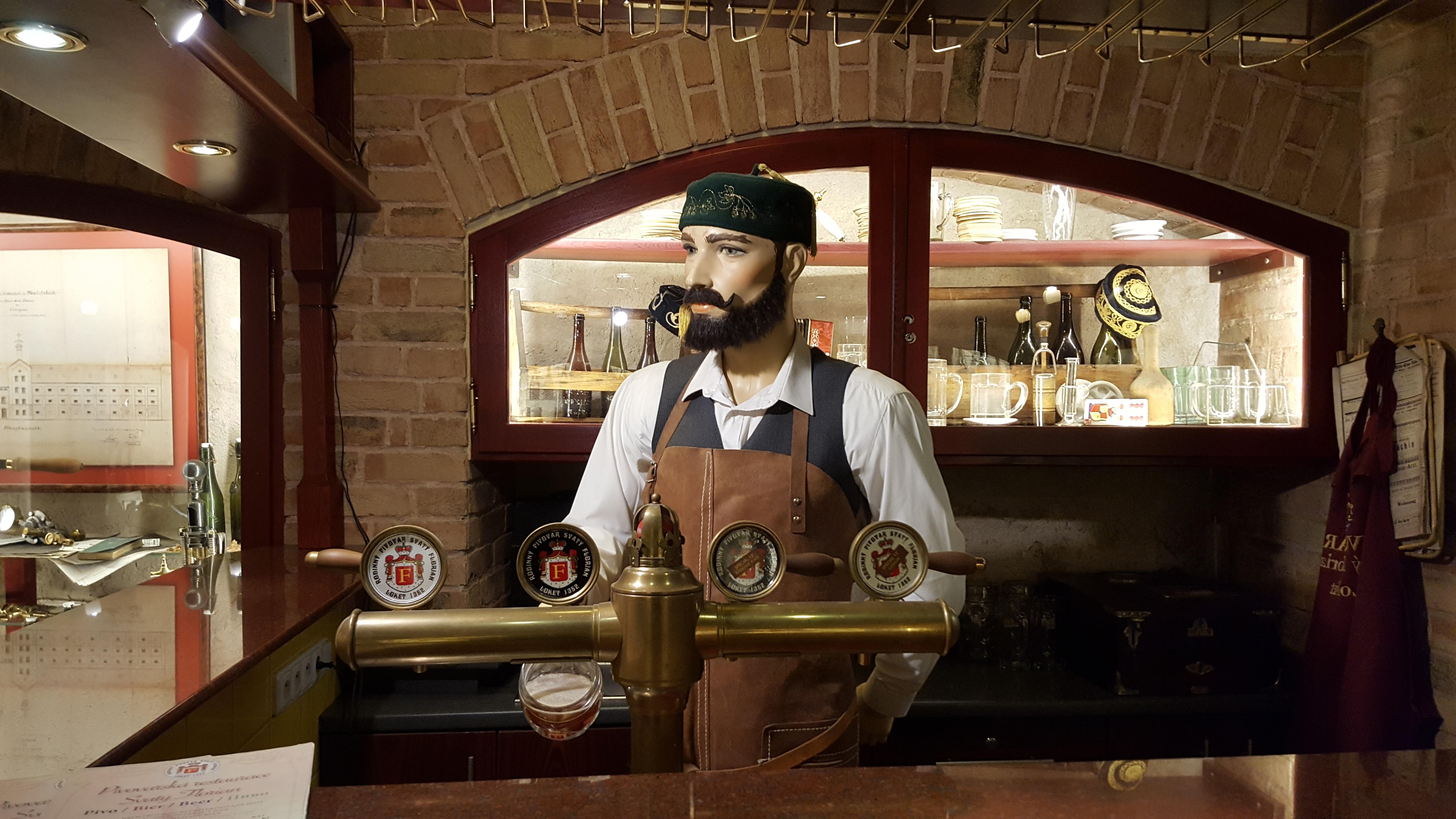 Svatý Florian, joya de la tradición cervecera checa