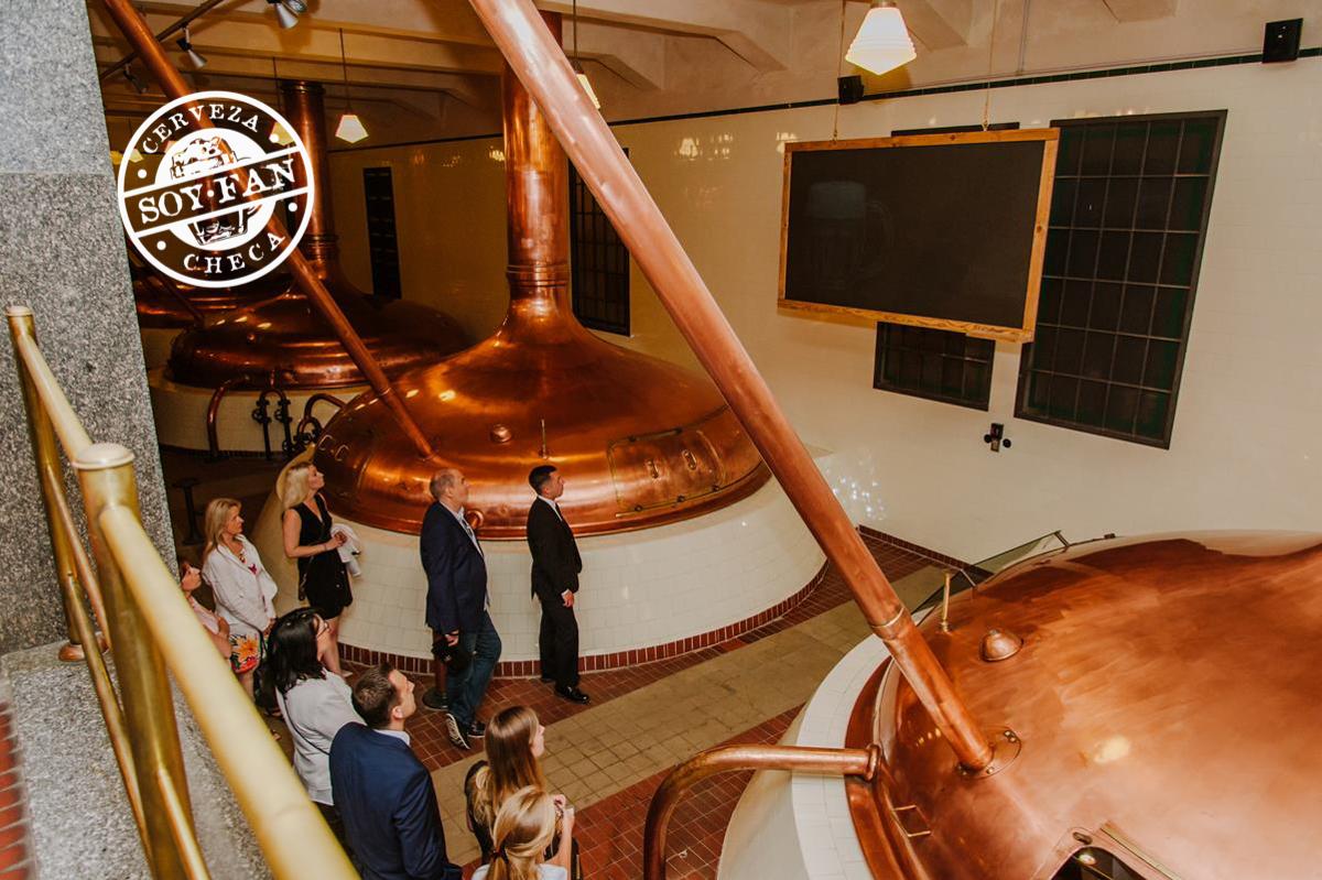 CERVEZA CHECA: La rubia checa más famosa es la cerveza de Pilsen