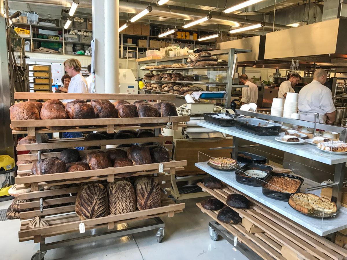 ESKA: Pan recién horneado y tradición reinterpretada