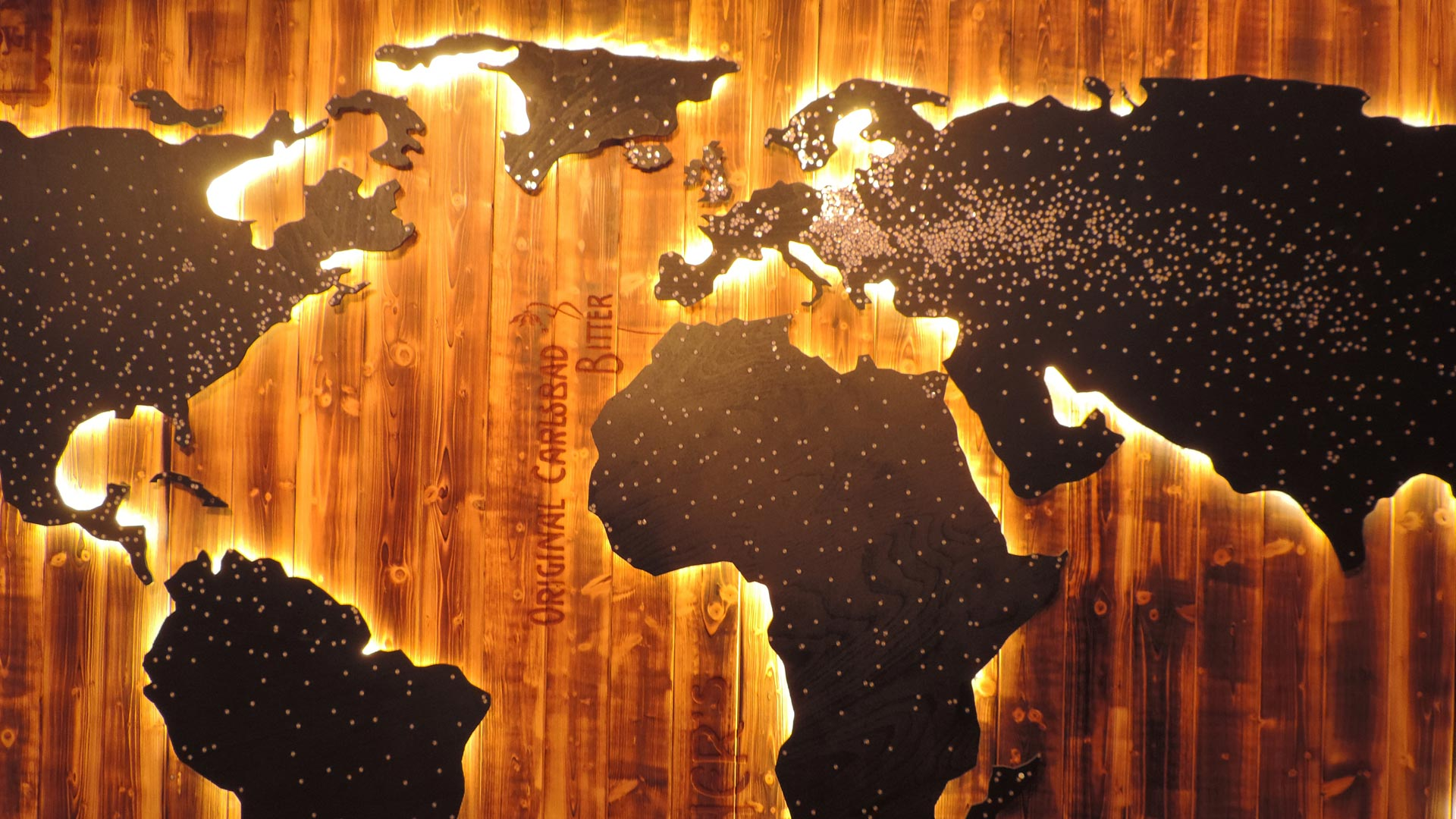 distribucion de becherovka en el mundo