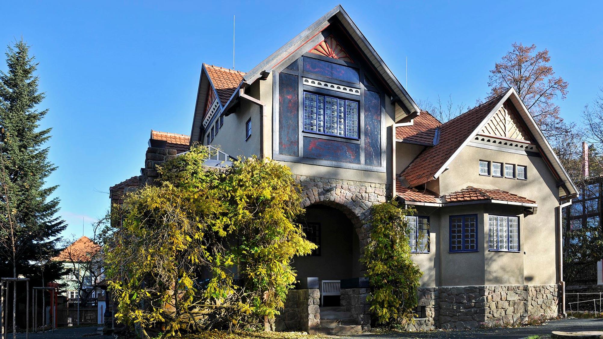 Villa Jurkovic en Brno