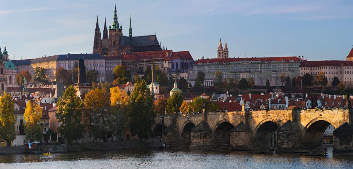 Cinco locações de filmes em Praga, na República Tcheca