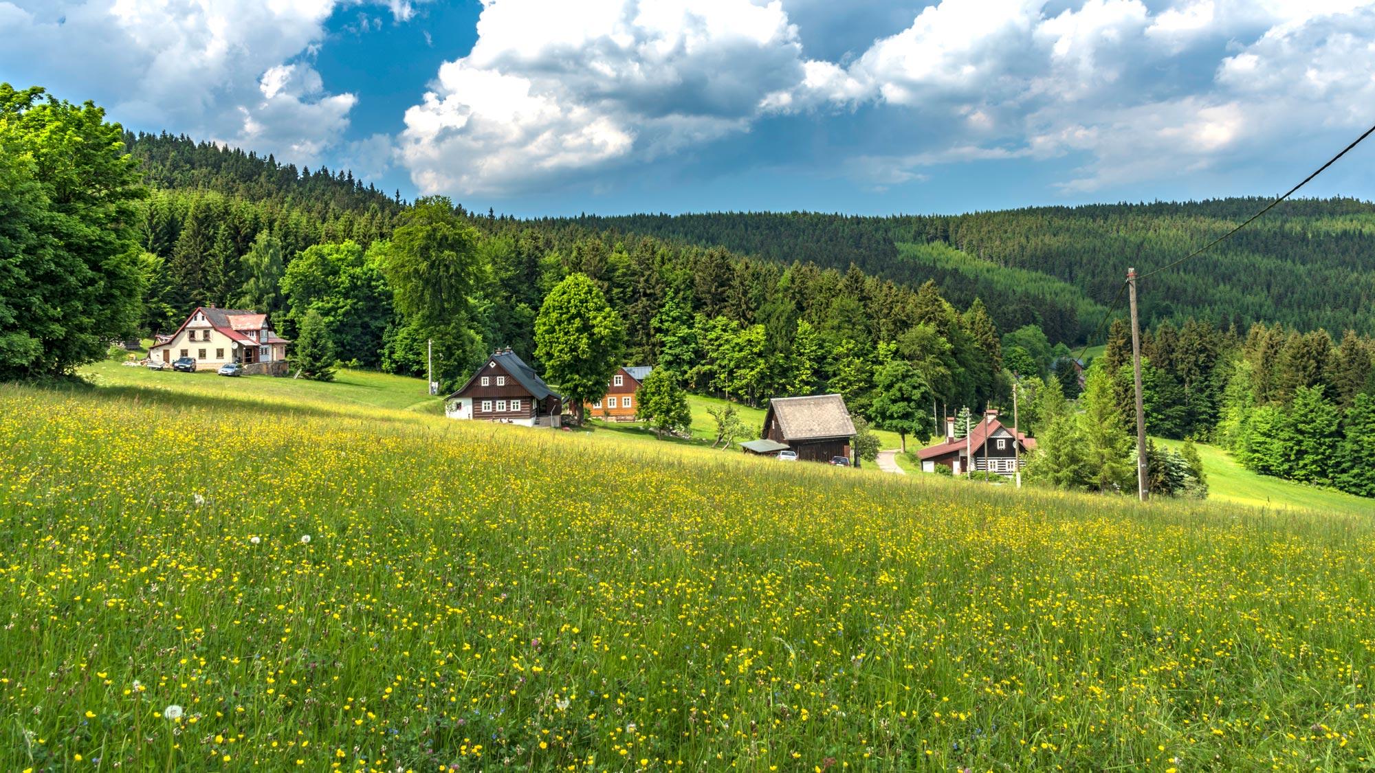 Casa de campo en Chequia
