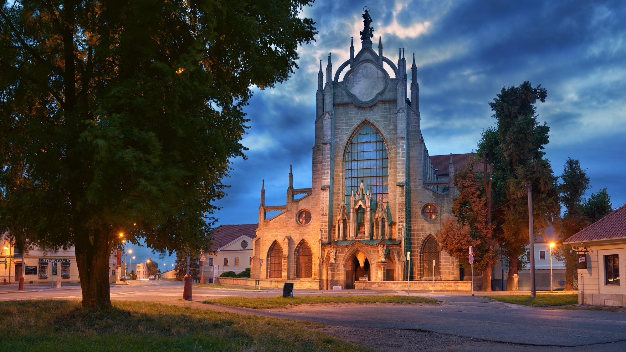 Iglesia de la Asuncion de Nuestra Senora kutna hora