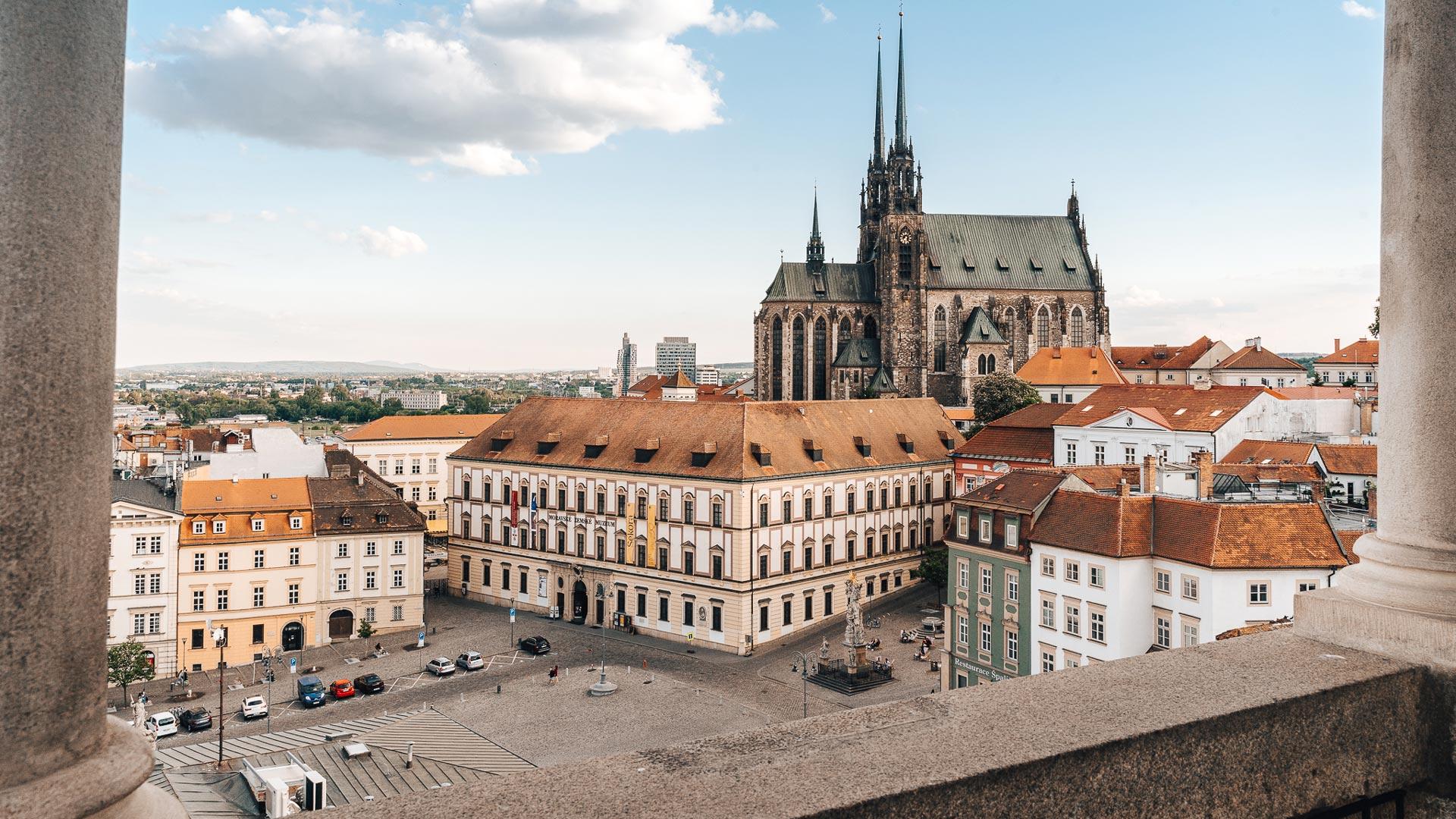 Catedral De San Pedro y San Pablo de Brno