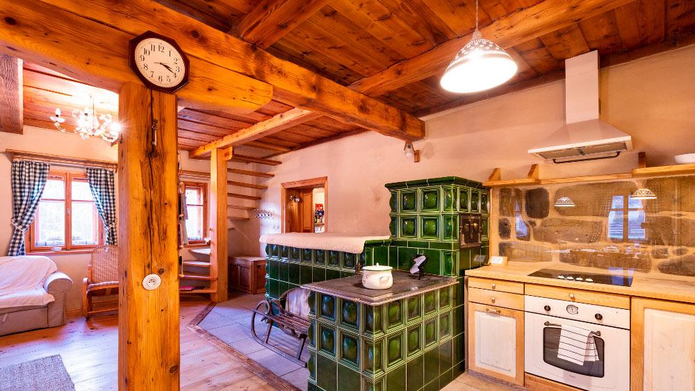casa campo krasna samota chequia