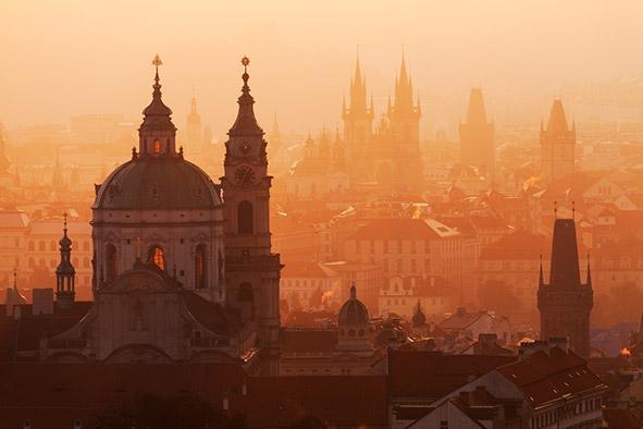 Cinco excelentes motivos para ir a Praga, na República Tcheca