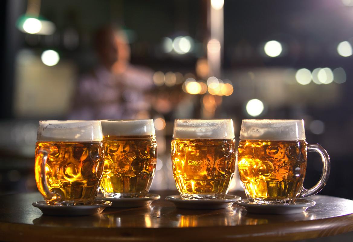 BUDWEISER CZECHVAR: La cerveza nacional checa