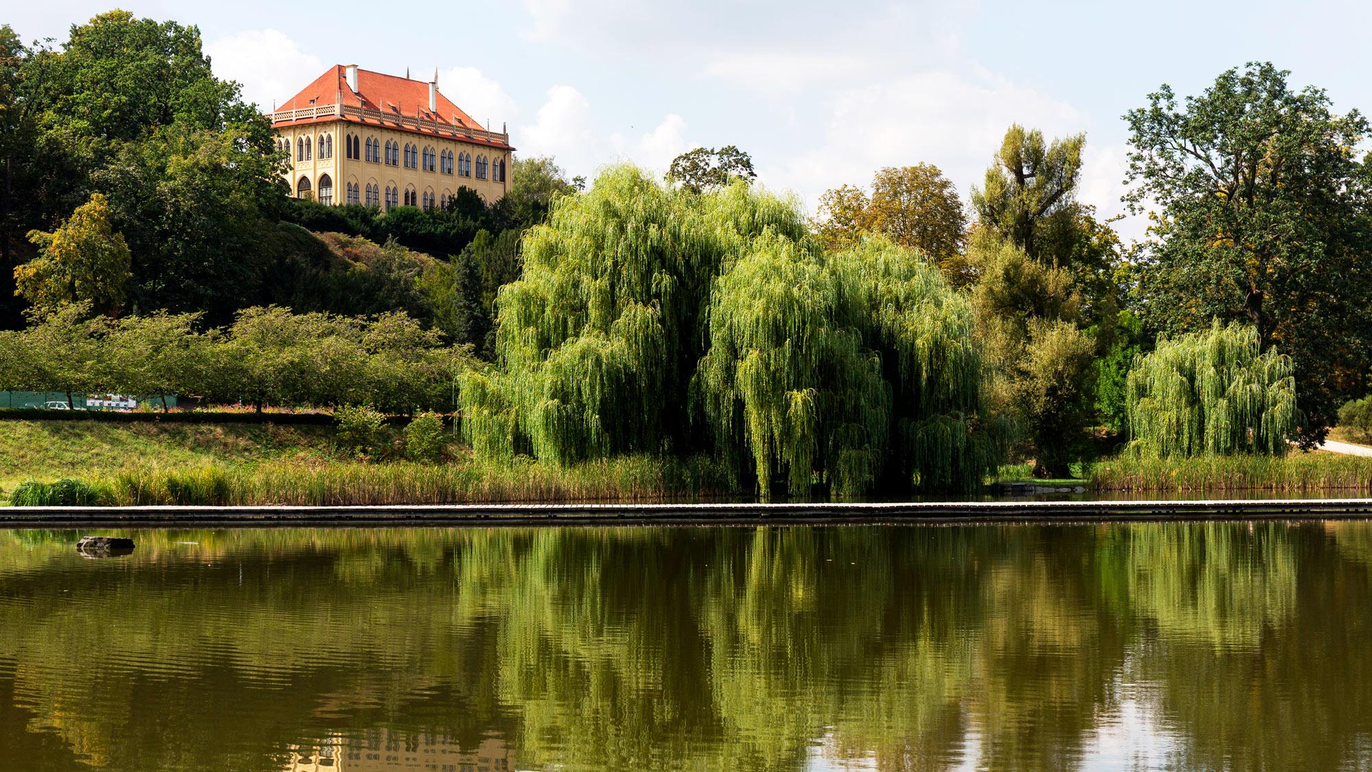 Verde que te quiero verde, conoce los mejores parques de Praga