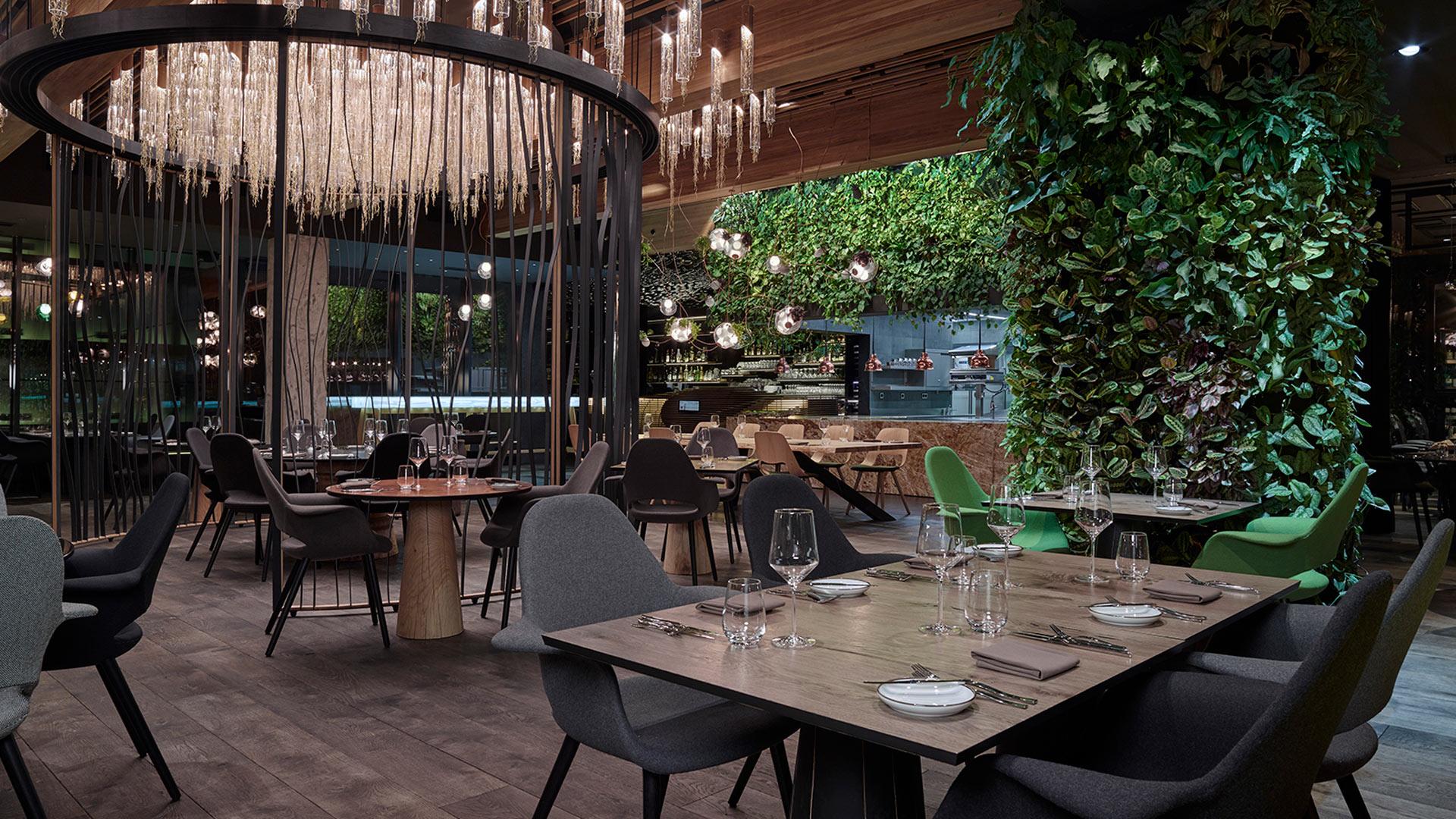 Restaurante Entree