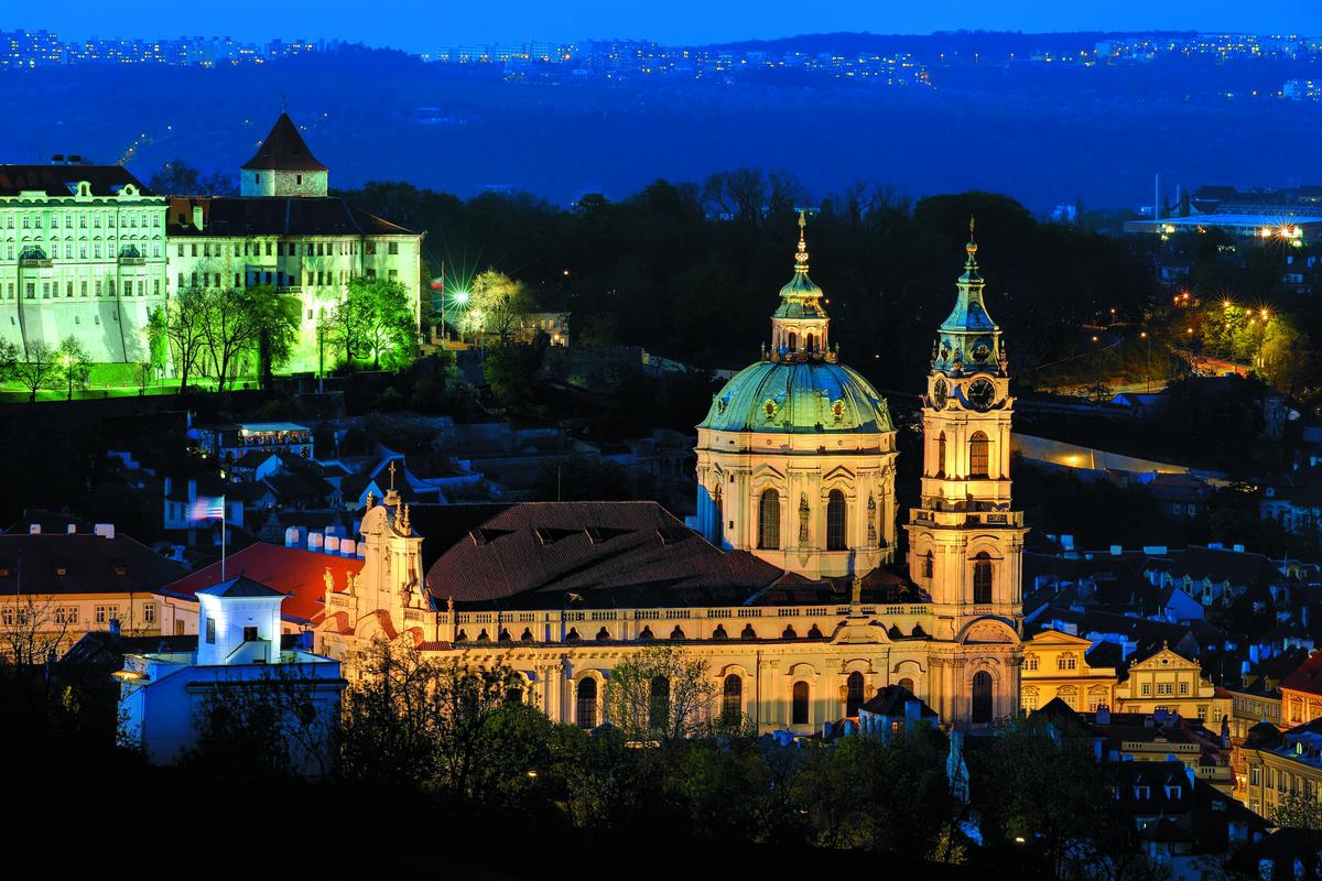 As cinco igrejas mais bonitas de Praga, capital da República Tcheca
