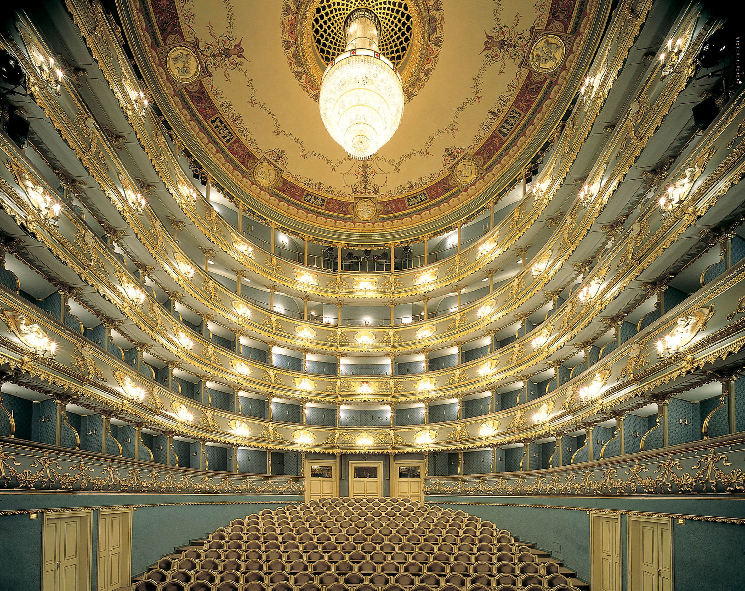 O Teatro preferido de Mozart, em Praga