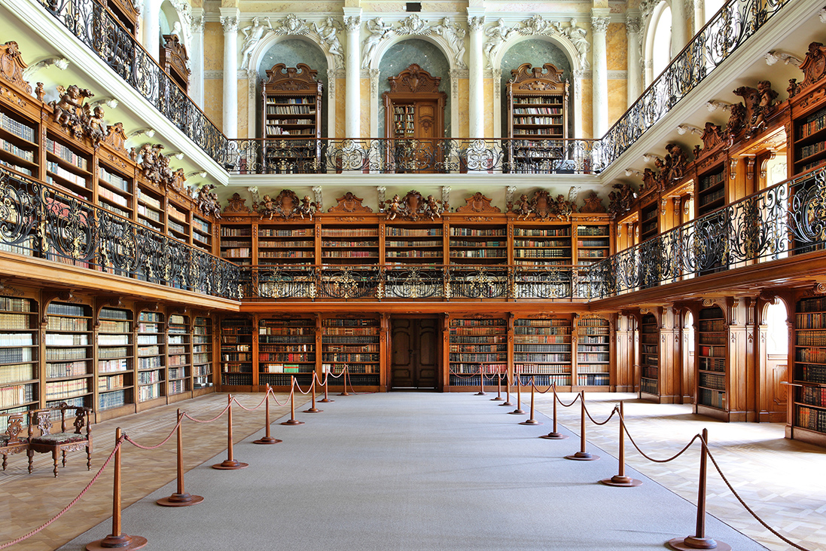 Cinco bibliotecas imperdíveis na República Tcheca