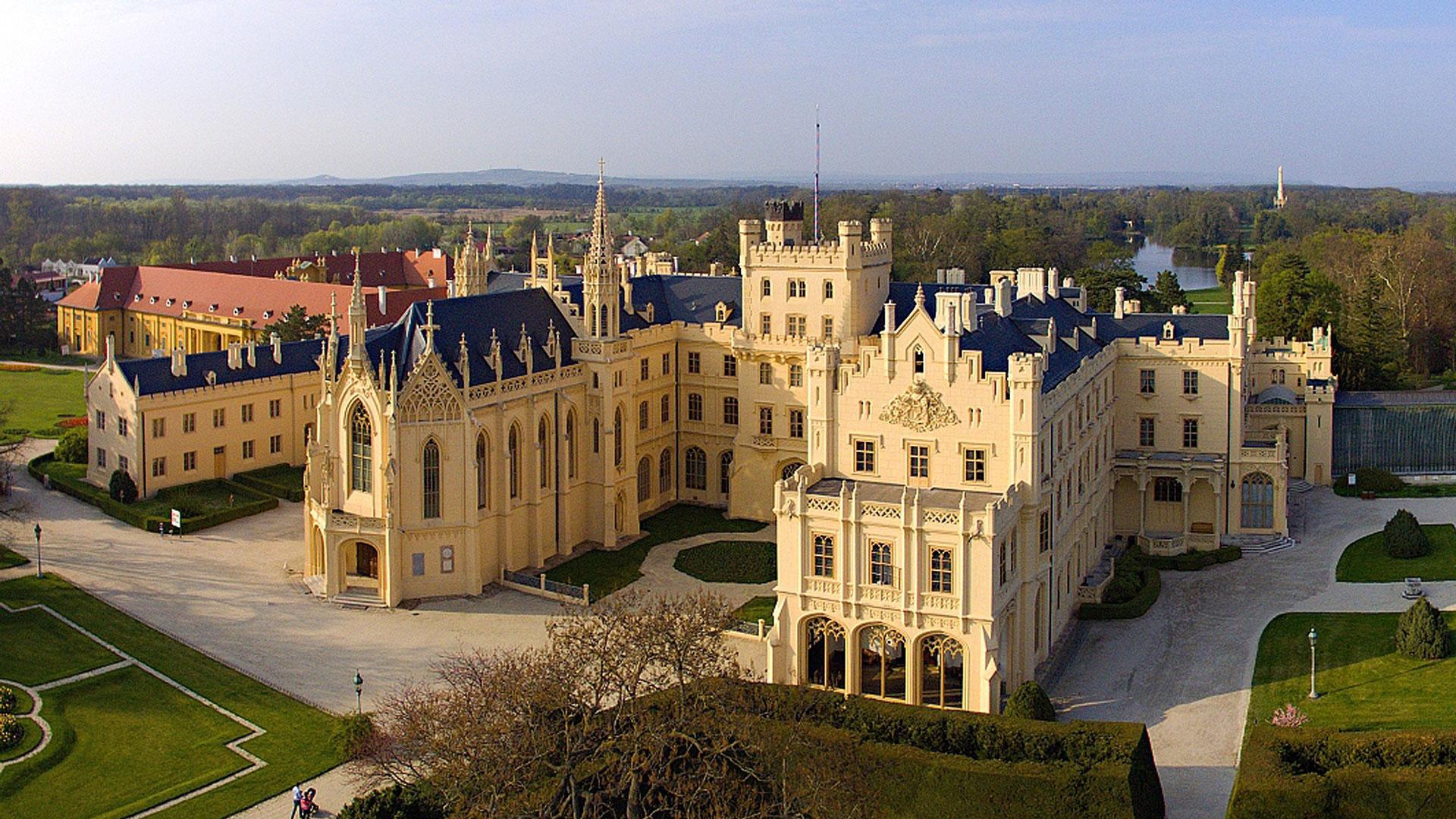 Palacio de Lednice