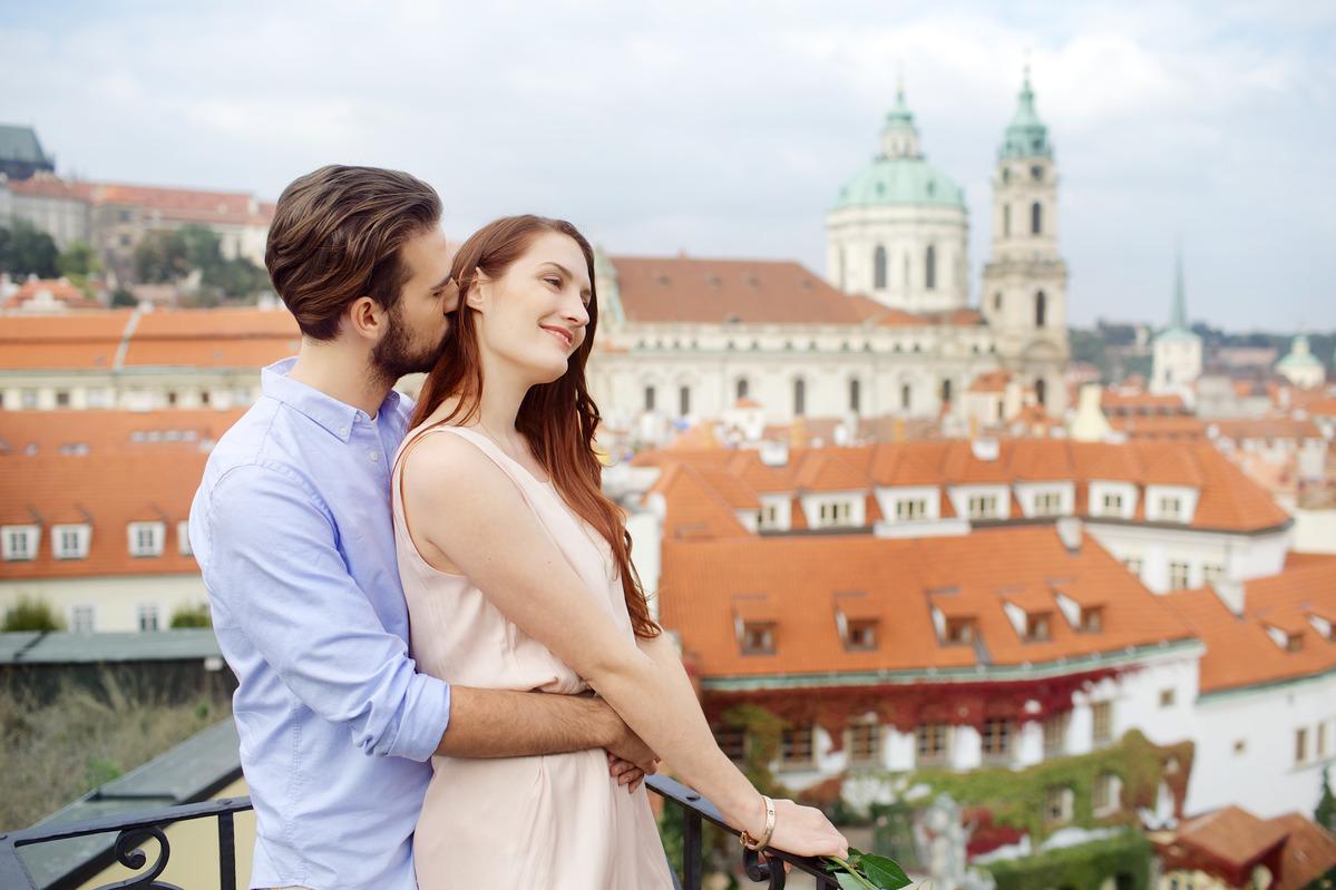 Cinco lugares românticos na República Tcheca